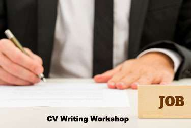 CV Writing Workshop