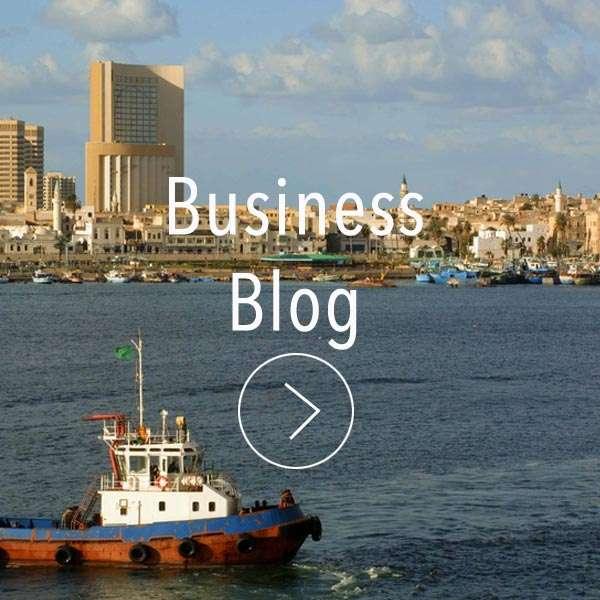 Libya business blog